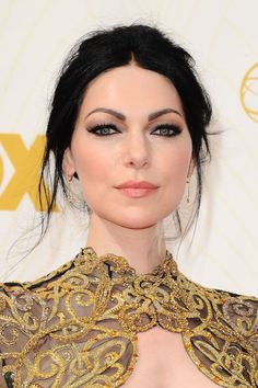 Laura Prepon at the 2015 Emmy Awards. http://beautyeditor.ca/2015/09/21/emmy-awards-2015