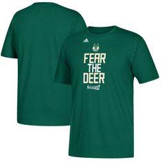 Milwaukee Bucks adidas 2017 NBA Playoffs Participant Slogan T-Shirt - Green - $23.99