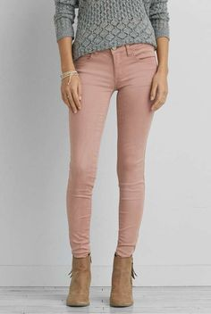 AEO Sateen X Jegging - Buy One Get One 50% Off + Free Shipping & Returns