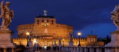 Castel Sant'Angelo, Rome by travel2italy.com