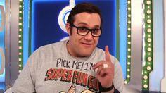 "Pick Sly he's ""super fun guy"""