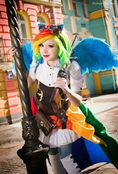 Steampunk Cosplay | My little pony #cosplay #steampunk | Cosplay & Steampunk