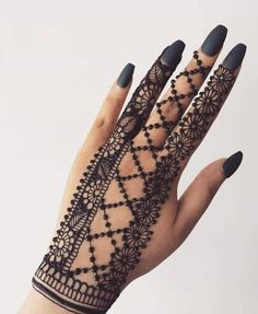 50 Most beautiful Tokyo Mehndi Design (Tokyo Henna Design) that you can apply on your Beautiful Hands and Body in daily life. Henna Hand Designs, Eid Mehndi Designs, Modern Henna Designs, Mehndi Designs Finger, Floral Henna Designs, Mehndi Designs For Girls, Mehndi Designs For Beginners, Mehndi Designs For Fingers, Mehndi Design Photos
