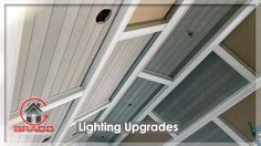 Upgrade lighting with recessed can lighting in Saint Louis, Missouri.   Braco Electrical & Contracting O'Fallon, MO