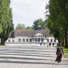 Campo de concentração de Dachau na Alemanha by juntandomochilas