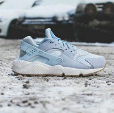save off 2bfb5 250a2 2018 Nike Air Huarache EURO 36-46 Canal Blue