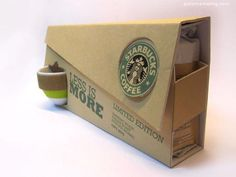 Starbucks - Less is more