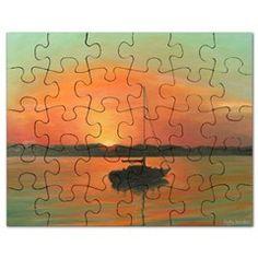 MATANZAS SUNRISE Puzzle