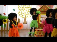 Танец чунга - чанга - YouTube