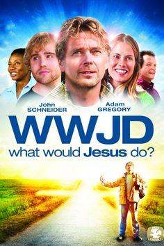 """FREE MOVIE ON YOUTUBE.... A moving and thought provoking story about a group of Americans - a singer, a newspaper editor, a pastor  a real estate mogul who vow to walk """"in the steps of Jesus."""" DOUBLE CLICK ON THE PICTURE TO WATCH THE MOVIE."""