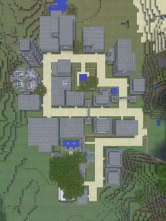 Minecraft Medieval Village Layout Hintsu0026tips]building A City   Creative  Mode   Minecraft .
