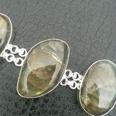 New Bracelet Labradorite 925 silver plated 7.5 In. New Bracelet Gemstone Labradorite 925 silver plated Handmade Jewelry Bracelets