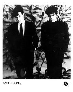 The Associates (band) Scottish Bands, Soft Cell, Martin Gore, Pet Shop Boys, Dangerous Minds, 80s Music, Post Punk, Social Issues, New Art