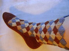 My Works, Crochet, Crafts, Scrappy Quilts, Manualidades, Ganchillo, Handmade Crafts, Crocheting, Craft