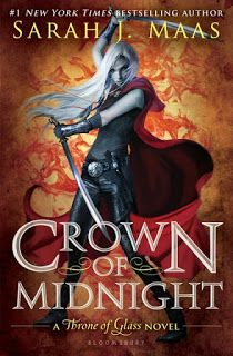 Gone With The Books - Review - Crown Of Midnight