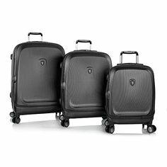 Heys Gateway Widebody 3-piece Spinner Luggage Set  http://www.alltravelbag.com/heys-gateway-widebody-3-piece-spinner-luggage-set/