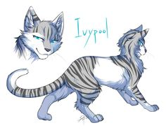 Warriors: Ivypool by Marshcold.deviantart.com on @DeviantArt