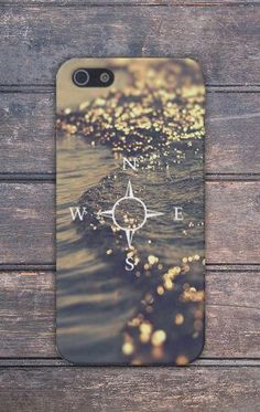 California Compass Case for iPhone 5 iPhone 5S