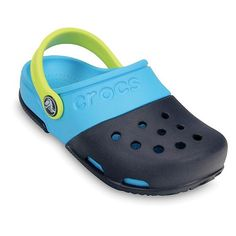 d5911db6b7092e Crocs Electro II Kids  Clogs