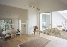 House with Gardens / Tetsuo Kondo Architects