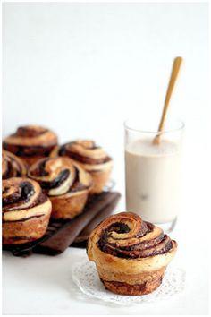 cinnamon muffin.