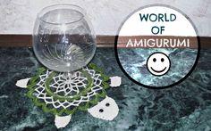 Tutorial: Tartaruga sottobicchiere