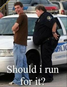 Should I Run For It | Click the link to view full image and description : )