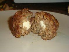"""Bariatric Foodie: Nik's """"Magic"""" Meatballs"""