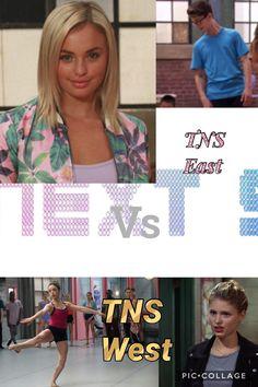 #tnseast #tnswest Le Studio Next Step, Cold Case, The Next Step, It Cast