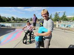 WTP BMX Pro Jason Phelan gives away his bike