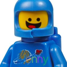 LEGO Movie Benny Minifigure Space Guy - from Metal Beard's Sea Cow 70810 NEW