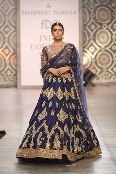 Rimple & Harpreet Narula | India Couture Week 2016 #PM #indiancouture #rimple&harpreetnarulaICW2016