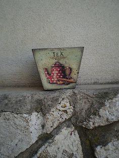 agir / Kvetináč
