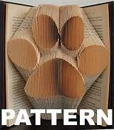 word book folding patterns free