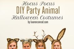 And Lauren Conrad's Halloween costume this year is...