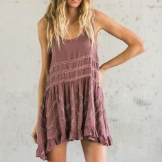 Free People Trapeze Slip I do not trade. Free People Dresses