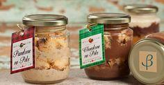 Faça & Venda: Panetone no Pote : uma ideia incrível  para quem já vende bolos de pote e quer levar novidades para os clientes  ou para q...