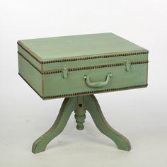 Tripar Suitcase End Table & Reviews | Wayfair