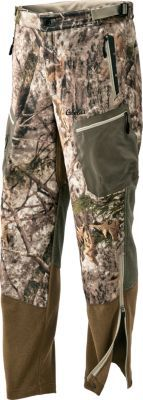 Being warm, quiet and quick is vital when hunting – and our Instinct Reliant Whitetail Thermal Zone Pants deliver. Their Thermal Zone body-mapping construction delivers perfectly regulated warmth, keeping you comfortable and focused on the hunt. Classic Polartec® 100, 200 and 300 fleece is strategically placed, with 100 in high-heat areas, 200 in less-critical areas and 300 in low-movement, core areas, ensuring the perfect blend of heat retention and mobility.