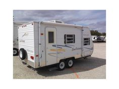 Check out this 2004 Funfinder T189FBR listing in Indianola, IA 50125 on RVtrader.com. It is a Default Travel Trailer and is for sale at $4850.