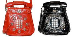 The 1970′s Telephone Bag makes a chic comeback