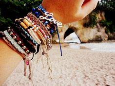 bracelets bracelets bracelets. Like this better