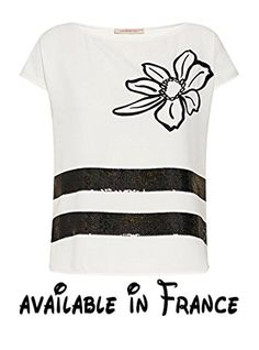 B01AXSBJ6C : Pennyblack Fair Maillot Femme Ecru (Bianco Avorio) 38. #Apparel #SHIRT