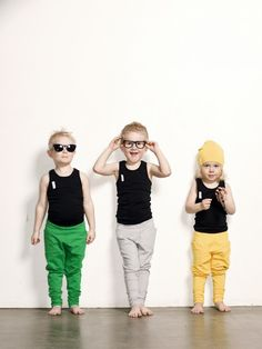 organic cotton ecological produced kidswear from Finland gugguu_ss14