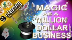 Magic as a Million Dollar Business: Teaser Video Wolfgang Riebe