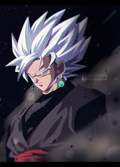 Dragon Ball Super - Black Goku Strikes!!! by DeviousSketcher.deviantart.com on @DeviantArt
