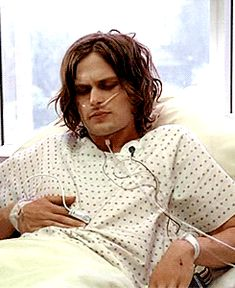 GIF HUNTERRESS — MATTHEW GRAY GUBLER  You don't mind visiting him in the hospital.