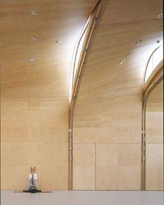 Sarah Wigglesworth Architects - Siobhan Davies Dance Studios