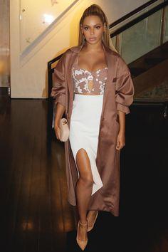 Beyoncé Three Days Before Her 35th Birthday in New York 1st September 2016