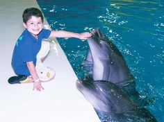 Its tag a friend time! Tag as many as you can & WIN a dolphin Meet & Greet for 2! GO!